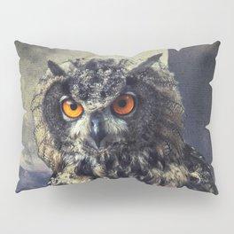 Eagle-Owl Pillow Sham