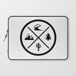 Coast to Coast Laptop Sleeve