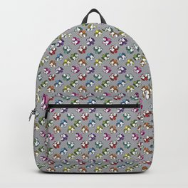 Pony Pattern Backpack