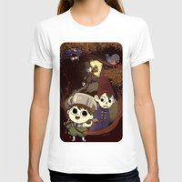 over the garden wall T-shirts featuring over the garden wall by Tae V