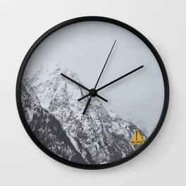 Ravin Wall Clock