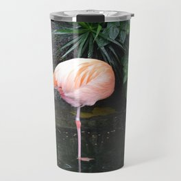 National Aviary - Pittsburgh - American Flamingo 1 Travel Mug