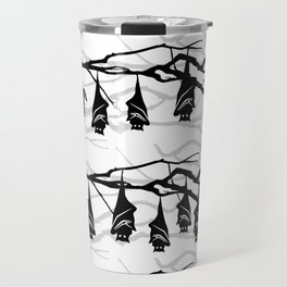 Bats hanging on tree : TM17046 Travel Mug