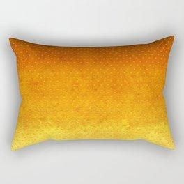 """""""Sabana Sunset Degraded Polka Dots"""" Rectangular Pillow"""