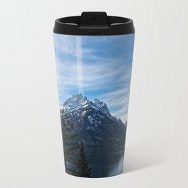 Jenny Lake/Tetons Travel Mug