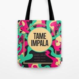 Tour de impala poster Tote Bag