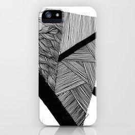 Flat iPhone Case