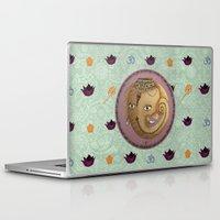 ganesh Laptop & iPad Skins featuring Ganesh by S*TRU