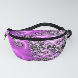 Pink Lace  Fanny Pack