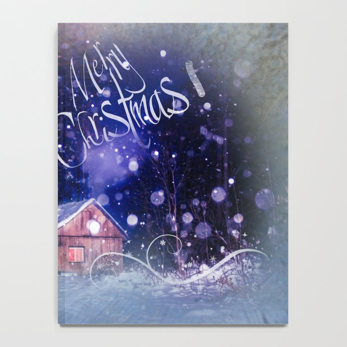 Merry Christmas! Notebook