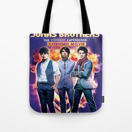 jonas brothers the concert tour 2019 nontongame Tote Bag
