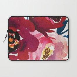 Falling Flowers Laptop Sleeve