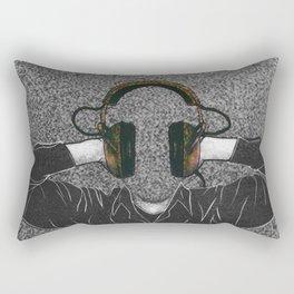 StaticHearing Rectangular Pillow