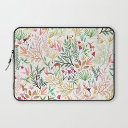 Deers In The Forest Laptop Sleeve