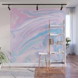 Pastel Unicorn Marble Dream #1 #pastel #decor #art #society6 Wall Mural