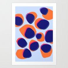 PEBBLES/2 Art Print