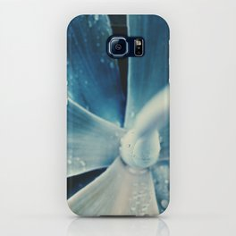 The Blueblur Plant iPhone Case