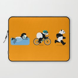 Panda Triathlon Laptop Sleeve