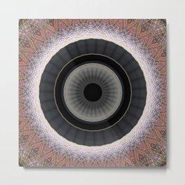 Some Other Mandala 1001 (Fairy) Metal Print