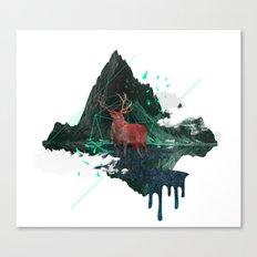 Planet#01 Canvas Print