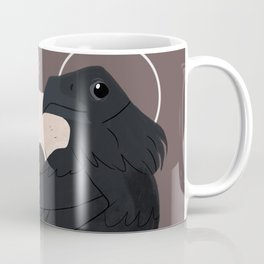 Familiar: Raven Coffee Mug