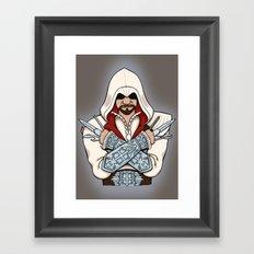 Swiss Assassin Framed Art Print