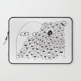 The Lonely Hearts  Laptop Sleeve