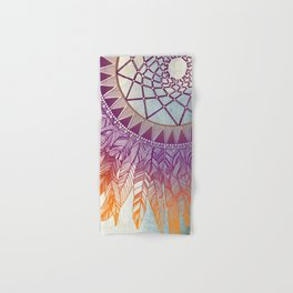 dreamcatcher: mining for the meaning Hand & Bath Towel