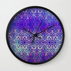 BABEELON BLUE Wall Clock