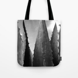 Agave Towers Tote Bag
