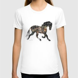 Horse (Distant Galaxy) T-shirt