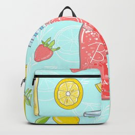 Mason Jar Backpack