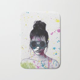 Splat Bath Mat
