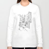 cross Long Sleeve T-shirts featuring Cross by ℳajd