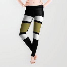 TEAM COLORS 2....Gold Leggings