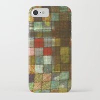 blanket iPhone & iPod Cases featuring Blanket by Lyssia Merrifield