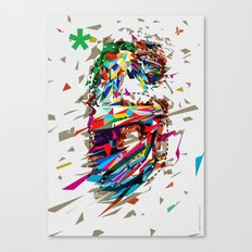 6th Anniversary Canvas Print