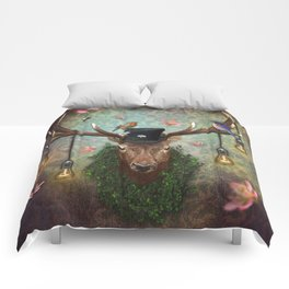 Ready For Spring Comforters