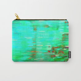 Abstraction of color game Carry-All Pouch