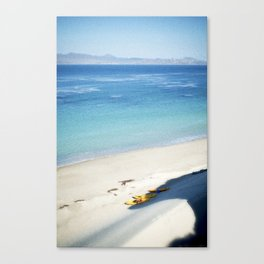 beechers bay Canvas Print