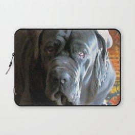 My dog Ovelix! Laptop Sleeve
