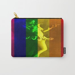 Josephine Baker Gay pride Carry-All Pouch