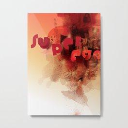 freud's superego Metal Print