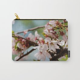 Bloom Bloom Bloom Carry-All Pouch