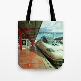Spanish AVE Tote Bag