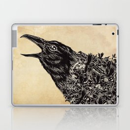 CROW-ded Laptop & iPad Skin
