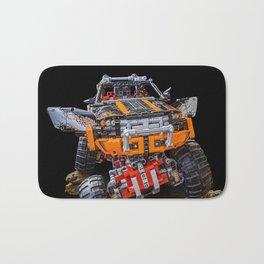 monster truck technic technic Bath Mat