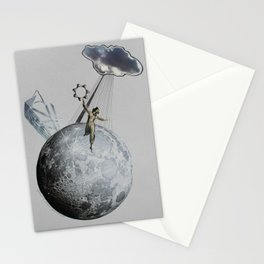 Private Moon Stationery Cards
