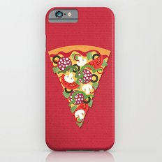 PIZZA POWER - PEPPERONI iPhone 6s Slim Case