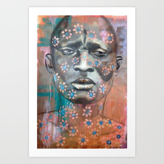 Monad Art Print